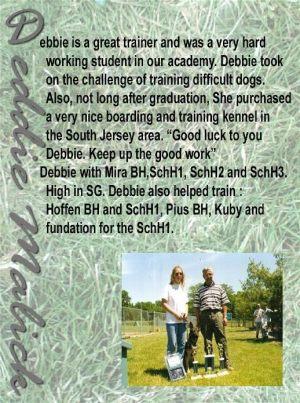 Dog Training Classes Student Profile Image - Pro Canine Center